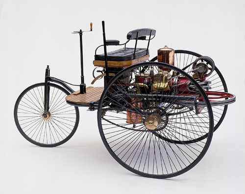 first car Benz Motorwagen
