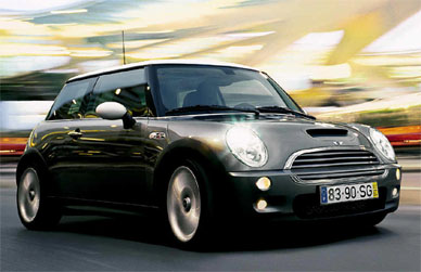 Mini Cooper first car