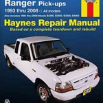 <b>Ford ranger repair manual</b>