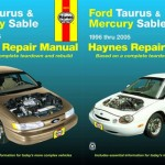 <b>Online Ford Taurus manual</b>