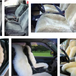 <b>Sheepskin car seat covers</b>