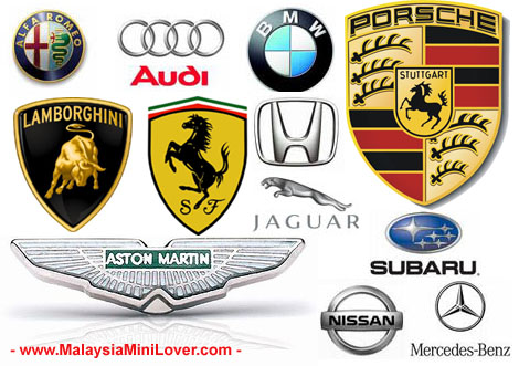 Car manufacturers logo