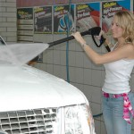 <b>Self service car wash</b>