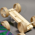 <b>How to build a toy car</b>