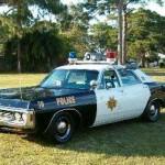 <b>1970 Dodge police cars</b>