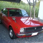 <b>Japanese cars of the 1970's</b>