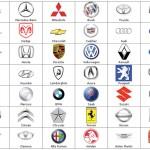 <b>Car company logos</b>
