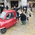 <b>World's shortest and smallest car</b>