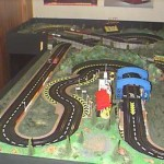 <b>Slot car tracks</b>