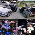 <b>Back To The Future Car</b>