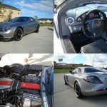 <b>Michael Jordan is selling his car: Mercedes McLaren SLR</b>
