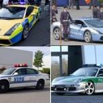 <b>Fast police cars</b>