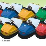 <b>Remote control bumper cars</b>