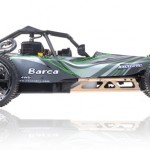 <b>Barca gas powered RC car</b>