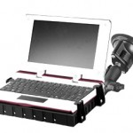 <b>Car mount for mini laptop</b>