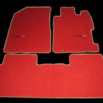 <b>Decorative car floor mats</b>
