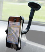 <b>iPhone Car Mount</b>