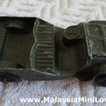 <b>Antique 1952 Jeep Toy Car</b>