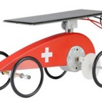 <b>Solar Powered Toy Car</b>