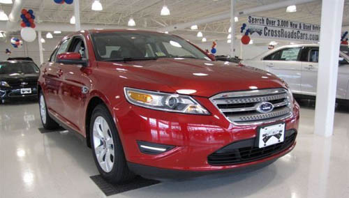 Ford Taurus 2012