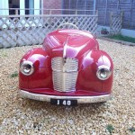 <b>Antique Pedal Car For Sale</b>