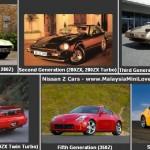 <b>Nissan Z Cars</b>