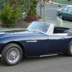 <b>Austin Healey Replica Kit Car</b>
