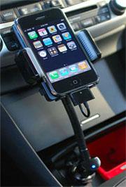 iPhone Car Kit