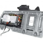 <b>Lithium batteries for hybrid cars</b>
