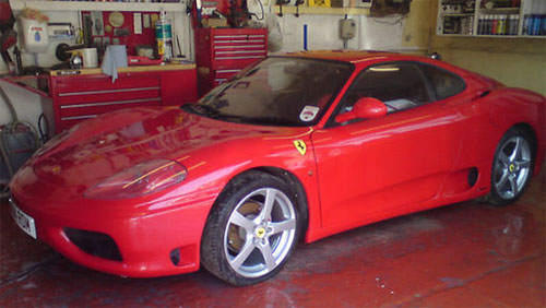 Ferrari 360