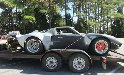 Ford GT40 kit cars