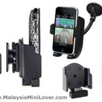 <b>iPhone Car Cradle</b>