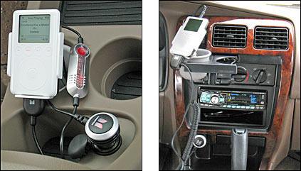 Belkin iPod Car Dock