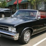 <b>First muscle car built</b>
