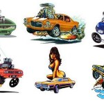 <b>Muscle Car Art</b>