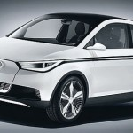 <b>Frankfurt: Three Luxury Diminutive Electric Cars from Audi, BMW, and Mercedes-Benz</b>