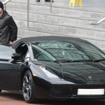 <b>10 supercars with 10 super football stars</b>
