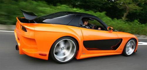 Mazda RX7 Veilside