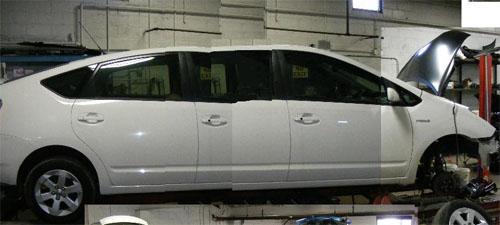 Toyota Prius Limo