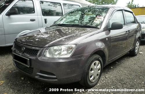 2009 Proton Saga