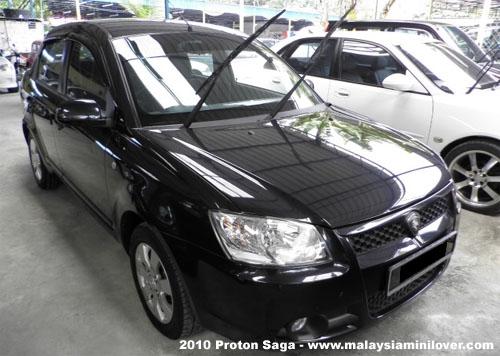 2010 Proton Saga