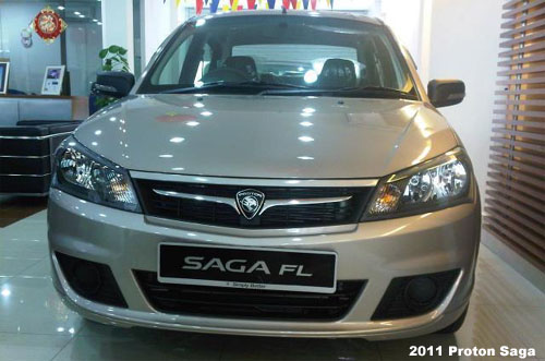 2011 Proton Saga