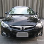 <b>Honda Civic: It still smells new after runs for one hundred thousand km in five years</b>
