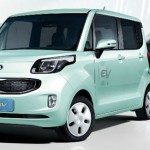 <b>Kia Ray EV launched: Korean's first electric car</b>