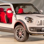 <b>The doorless MINI Moke is reborn with MINI Beachcomber concept</b>