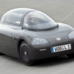 <b>Volkswagen 1-litre: $600 dollars car for 258 mpg</b>