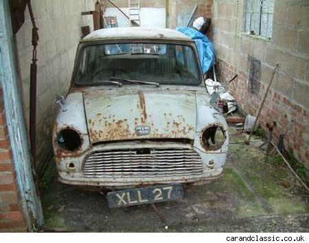 Austin Mini XLL 27