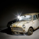 <b>Rusty Mini sold at auction for £40,250</b>