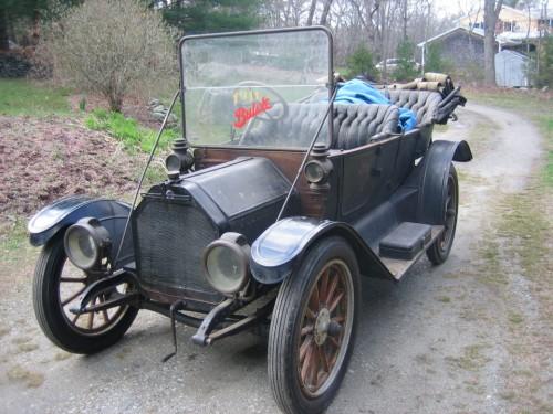 1912 Buick Model 35