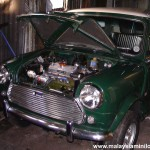 <b>1972 MKIII Mini Cooper S</b>